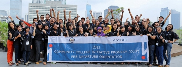 Beasiswa  Luar Negeri Program Community  College Initiative (CCl)
