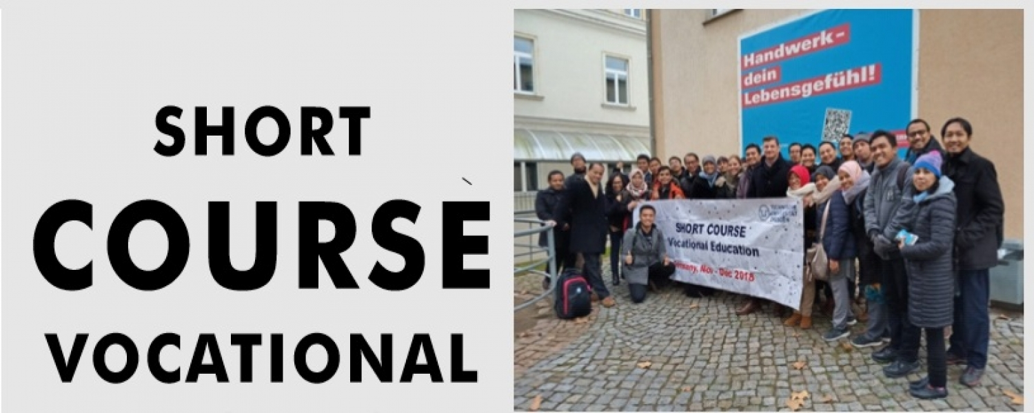 Short Course Vocational Education in Germany 2018